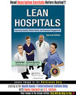 *FAST SHIP* - Lean Hospitals: Improving Quality, Pat, 2E by Mark Graba