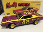 42 Marty Robbins 1974 Dodge Charger 1 24 Clear Window Car Action historical
