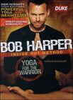 BOB HARPER WORKOUT Inside Out Method YOGA FOR THE WARRIOR Training Fitness DVD