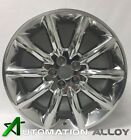 LINCOLN MKT 20 POLISHED FACTORY OEM WHEEL RIM 2010 3825