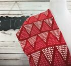 Lularoe Valentine's Leggings TC One Size Red Pink Heart Cupid New