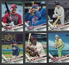 2017 Topps Update Variation Short Print SP Complete Your Set Pick Your Player