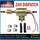 12V Universal Electric Fuel Pump 5 9 PSI Cars Trucks Tractors Carburetor FD0002