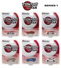 164 GreenLight TOKYO TORQUE JAPAN SET OF 6 CARS CHANCE AT GREEN MACHINE NIP