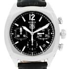Tag Heuer Monza Black Dial Chronograph Steel Mens Watch CR2113