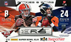 2014 Panini Rookies & Stars Football Hobby Box - Factory Sealed!