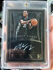 2015 Andrew Wiggins Luxe Metal Frame Rookie Autograph RC 25 Auto Beauty!