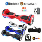 10Two Wheel Self Balancing Electric Scooter UL 2272 Certified Bluetooth LED Bag