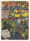 THE EAGLE 3 1941 Fox Pub Rare Classic Issue Native Americans side with Nazis