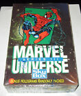 Impel 1992 MARVEL UNIVERSE Series III 3 TRADING CARD BOX - NEW FACTORY SEALED