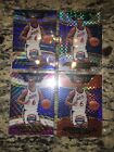 Anfernee Penny Hardaway 2014-15 Panini Select USA Blue Copper 49 4 card Lot