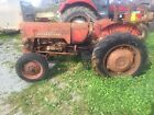 International B250 Tractor 2 WD Classic Case David Brown Vintage
