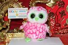 TY BEANIE BOOS BUBBLY THE 6