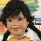 """Wendy Lawton Travel Doll Size 9"""" ONLY OLIVIA READY TO DRESS"""