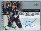 Marian Gaborik Cards, Rookie Cards and Autographed Memorabilia Guide 22