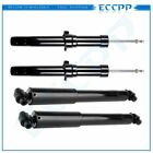 Front Rear Struts Shocks For 2010 2012 Ford Fusion FWD AWD Left Right ECCPP
