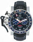 Graham Chronofighter Oversize GMT Chronograph Men's Watch - 2OVGS.B26A.C118S