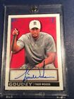 2017 Sports Royalty Goudey TIGER WOODS AUTO #G20 10 Pristine Autograph