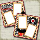 Magical Moments 2 Premade Scrapbook Pages EZ Layout 2120