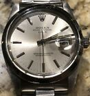 vintage Rolex Oyster Perpetual Chronometer 15000 -SERVICED 3035- mens watch