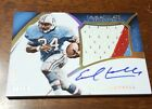2015 Immaculate Earl Campbell Jumbo 3 Color Patch Auto Autograph 10 10 Oilers!!