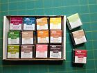 Stampin Up Craft Earth Elements 15 Ink Spots Retired Colors