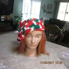 3 HAND MADE SLOUCH CROCHET HAT WITH BELLS