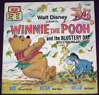 Winnie the Pooh  the Blusteryday Disney See Hear And Read w o Cassette