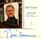 My Life HAND SIGNED by President Bill Clinton Democrat 1st Edition Rare