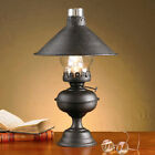 Park Designs Black Hartford Lamp with Shade Electric Antique Style
