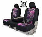 Custom Fit Seat Cover for Mercury Zephyr In Moon Shine Camo Front