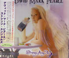 DAVID MARK PEARCE Strange Angels + 2 JAPAN CD Yes Asia Yngwie Malmsteen