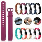 Fitness Silicone Replacement Wristband Sport Watch Band Strap For Fitbit Alta HR