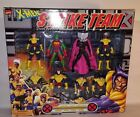 Toy Biz X Men Strike Team 8 Figures Box Set RARE 1998