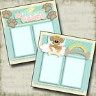 In Heavens Hands Dog 2 Premade Scrapbook Pages EZ Layout 2723
