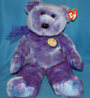 Ty Large Plush Beanie Buddy, Buddies Clubby IV the Bear MWMT
