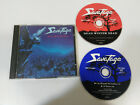 Savatage Dead Winter Dead 2 x German CD Special Edition 1995 Unique