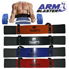 Gym Biceps Isolator Blaster Barbell Bar Curl Weight Lifting Arm Training Fitness