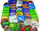 100 Condoms Premium Variety Mix-Trojan,Kimono,Beyond 7,One,LifeStyles,Crown