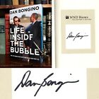 Life Inside the Bubble HAND SIGNED by Dan Bongino Conservative Obama 1st 3rd