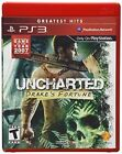Uncharted: Drake's Fortune (Sony PlayStation 3, 2007) PS3 GAME COMPLETE