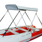 Portable Bimini Top Cover Canopy For Inflatable Kayak Canoe Boat 2 bow