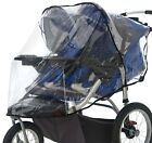 InStep Weather Shield Double for Swivel Wheel Jogger/Stroller, New