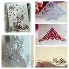 Lace Flower Edge Scrapbooking DIY Craft Die Cutter Embossing Cutting Template
