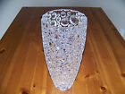 NIB Very Elegant Glass Vase that was made in the Czech Republic and is brand new