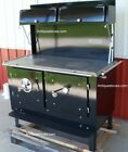 Kitchen Queen 380, wood cooking stove with Accessories