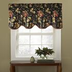 Waverly 10982050X015NO Felicite 50-Inch by 15-Inch Window Valance
