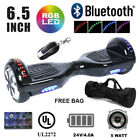 65 Wheel Electric Motorized Scooter hoverboard hoover board UL2722 Bluetooth Y
