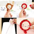 Plush Mini Cartoon Measure Ruler Retractable Sewing Tool Tape