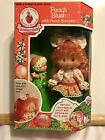 Vintage Strawberry Shortcake Peach Blush Berrykin American Greetings Berrykins